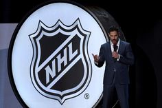 Joe Manganiello Photos Photos - Host Joe Manganiello speaks during the 2017 NHL Awards and Expansion Draft at T-Mobile Arena on June 21, 2017 in Las Vegas, Nevada. - 2017 NHL Awards & Expansion Draft