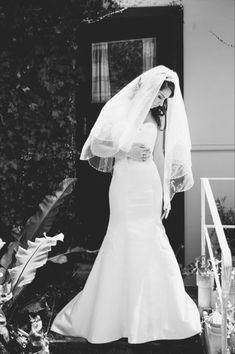 Strapless Sweetheart Meerjungfrau Brautkleid Satin von ieie auf Etsy