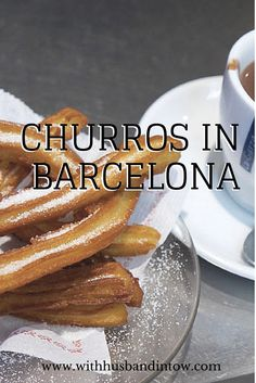 Churrería Layetana was the perfect little place for some churros in Barcelona, and a perfect little place to kill some time before the rest of El Born came to life once again. #Food #Travel #Spain #Barcelona