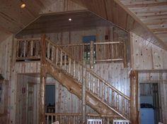 Forest Log Furniture & Railing