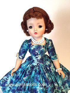 Vintage Doll Jewelry Cameo Brooch Madame Alexander Cissy Miss Revlon Bisque