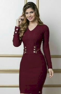 nice 54 Best Outfit to Wear for An Hourglass Figure http://attirepin.com/2017/12/23/54-best-outfit-wear-hourglass-figure/