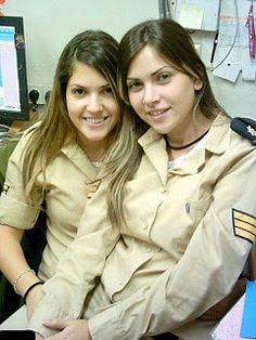 Beautiful Female Soldiers of Israeli Defence Forces | Global Military Review