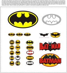The Batman logo and Batman emblems in vector format, including alternative Batman logos and fan art. Batman Logo, Superhero Logos, Shoe Template, Ecommerce Template, Free Logo, Silhouette Design, Vector Graphics, Sewing Projects, Christmas Gifts