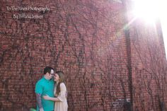*Engagement photos*  Sun coming around