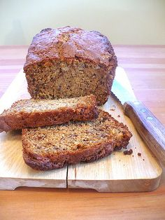 This is moist bread full of banana flavor. It is perfect served with a fruit sauce or whipped cream. Makes 2 loaves. Directions: Cream the butter sugar and honey. Blend in the bananas, vanilla and eggs Whisk together the dry ingredients Add the dry ingredients to the wet ingredients and mix until just combined. Pour […]