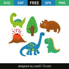 cricut T Rex dinosaurs for kids free Dinosaur Outline, Dinosaur Design, Cute Dinosaur, Dinosaur Birthday, 4th Birthday, Silhouette Cameo Projects, Silhouette Design, Silhouette Studio, Free Svg Cut Files