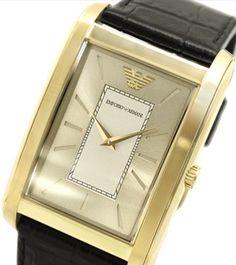 9a4ab4d9c05 Emporio Armani Mens Watch AR1902. Relógios Para Homens