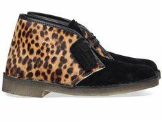 Clarks Originals boots Desert Boot leopard koop je online bij MooieSchoenen.nl