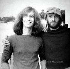 ☆Robin and Maurice- Reunited in heaven. May God rest their souls. Love & miss them both. Long live the Bee Gees legacy!