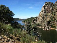 National park of Monfrague, Extremadura.