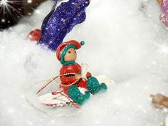 Christmas Elf by kikees, $20.00 USD