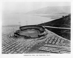 Candlestick Park. used by the SF Giants between 1960-1999. (Remembering San Francisco's Baseball Stadiums, In Photos - Hidden Histories - Curbed SF)