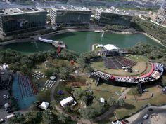 Dubai Media City Amphitheater in دبي, دبي