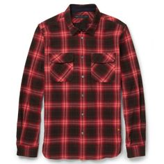 Marc by marc jacobs check shirt