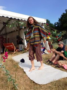 The Oxfam Festival Shop Fashion Show at WOMAD: Thursday | Fashion blog | Oxfam GB