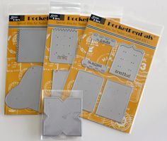 How to Use Pocket Pen Pals® Dies to create fun Cards, Pocket & Scrapbook Pages Pocket Pal, Small Envelopes, Atc Cards, Pocket Letters, Country Crafts, Scrapbook Pages, Scrapbooking Ideas, Cool Cards, Mini Albums