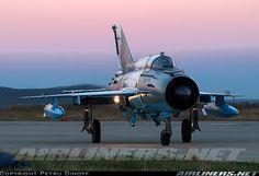 Romanian Air Force (Fortele Aeriene Române): Mikoyan-Gurevich MiG-21MF-75 Lancer C