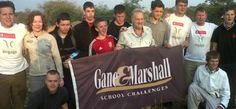 Gane and Marshall School challenges