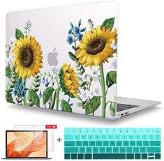 MacBook Pro Case Flying Birds Forest Dancing Cherry Tree MacBook Retina 12 A1534 Plastic Case Keyboard Cover /& Screen Protector /& Keyboard Cleaning