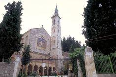 Ein Karem: la morada de San Juan Bautista y el lugar de la Visitación   Peregrinación a Tierra Santa