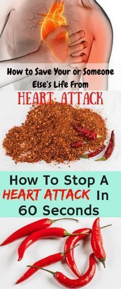 Here's How To Stop A Heart Attack In 60 Seconds