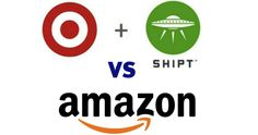 BIG NEWS!!! Target Takes on Amazon Offering Same Day Delivery and More! Target Deals, Big News, Delivery, Company Logo, Amazon, Day, Riding Habit