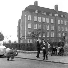 London 50s 60s Frederick Wilfred