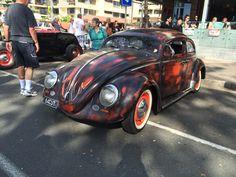 Chopped classic beetle