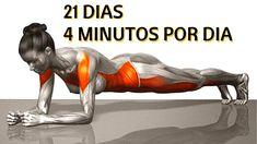 8 EXERCICIOS SIMPLES PARA PERDER BARRIGA RÁPIDO EM CASA! Como Perder e D...