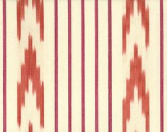 """GALATZO"" Majorcan fabric (Chevron and narrow stripes). This pattern is more than 50 years old, one of our company's oldest styles."