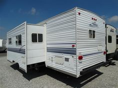 Used 2004 Nomad Skyline 296 Travel Trailer For Sale - Camping World of Richmond