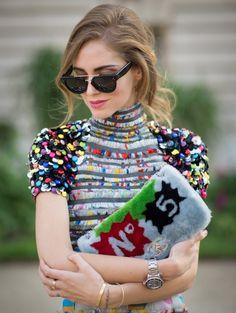 De evolutie van blogger Chiara Ferragni