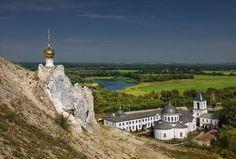 Костомаровский Спасский женский монастырь-Russia