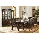 Found it at Wayfair - Orleans Trestle Extendable Dining Table