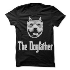 The Dogfather T Shirts, Hoodies. Get it now ==► https://www.sunfrog.com/Pets/The-Dogfather.html?41382