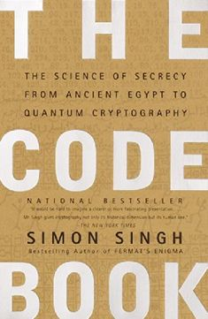 Amazon.co.jp: The Code Book: The Science of Secrecy from Ancient Egypt to Quantum Cryptography: Simon Singh: 洋書