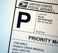 Postal rate increase 1/27/14.  Rate for shipping the small flat rate box on USPS.com had been $5.15 on Friday 1/24/14.   Today's rate on 1/27/14 is now $5.25 - an increase of 10¢