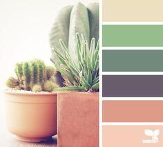 Desert Hues from Design Seeds