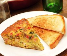 Diabetic Recipes: Caliente Cheese and Egg Brunch Dish