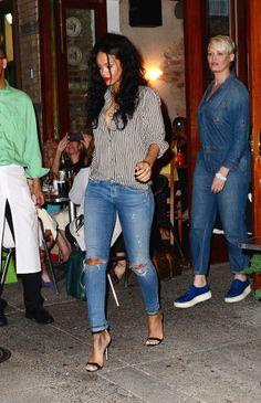 Rihanna's Best Fashion Moments - Rihanna Style Photos