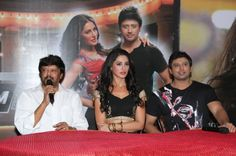 Saahasam Press Meets Album  http://cinemeets.com/viewpost.php?cat=gallery&id=162