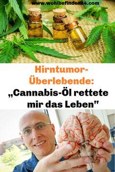 "Hirntumor-Überlebende: ""Cannabis-Öl rettete mir das Leben"" Cancer Cure, Ganja, The Cure, Alternative, Herbs, Wellness, Health, Natural Health, Health And Fitness"