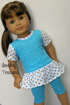 American Girl doll clothes 18 inch doll by Unendingtreasures, $7.00