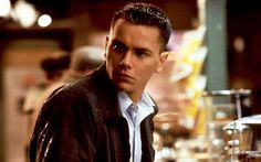 River Phoenix in dogfight