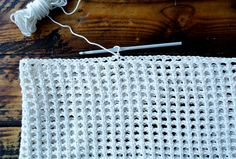 Free crochet pattern | Mollie Makes | How to crochet a bag step 4