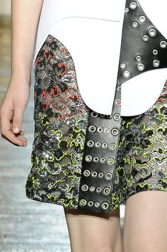 Balenciaga Spring 2011 RTW - Details - Fashion Week - Runway, Fashion Shows and Collections - Vogue