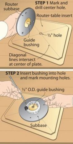 How to build a router plate template with scrap wood and bondo how to build a router plate template with scrap wood and bondo filler pinterest router plate woodworking tools and woodworking keyboard keysfo Images