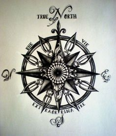 steampunk compass tattoo source                                                                                                                                                                                 More