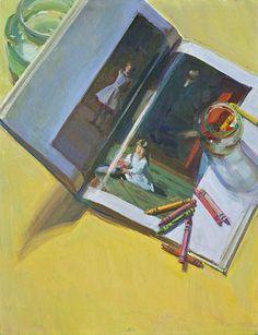 Boyd Gavin Still Life with Sargent 2011 Still Life Fruit, Reading Art, Painting Workshop, Hyperrealism, Medical Illustration, Colored Highlights, Henri Matisse, Be Still, Oil On Canvas